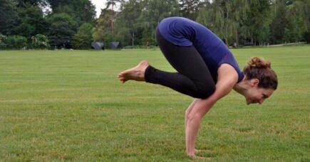 Tag til gratis yoga i morgen med Susanne Lidang og 5000 andre