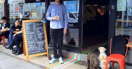 Creative Mornings: Kaff' og en kreativ snak