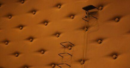 Fotoserie: Bag murene i Skuespilhuset