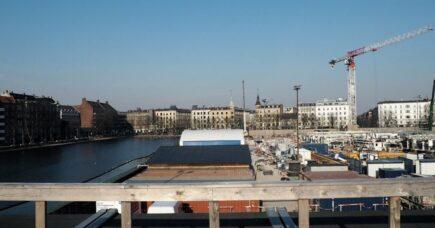 Metrobyggeriet ved Søerne: Finurlige fund og våde udfordringer