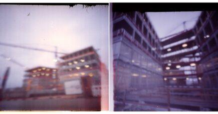 Fotoalbum: En by i udvikling