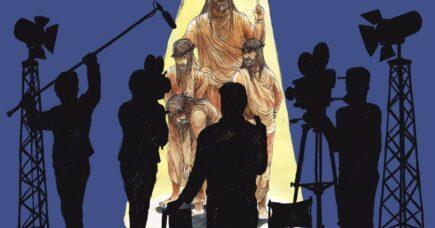 Problemet med Jesus-filmen: Et drama