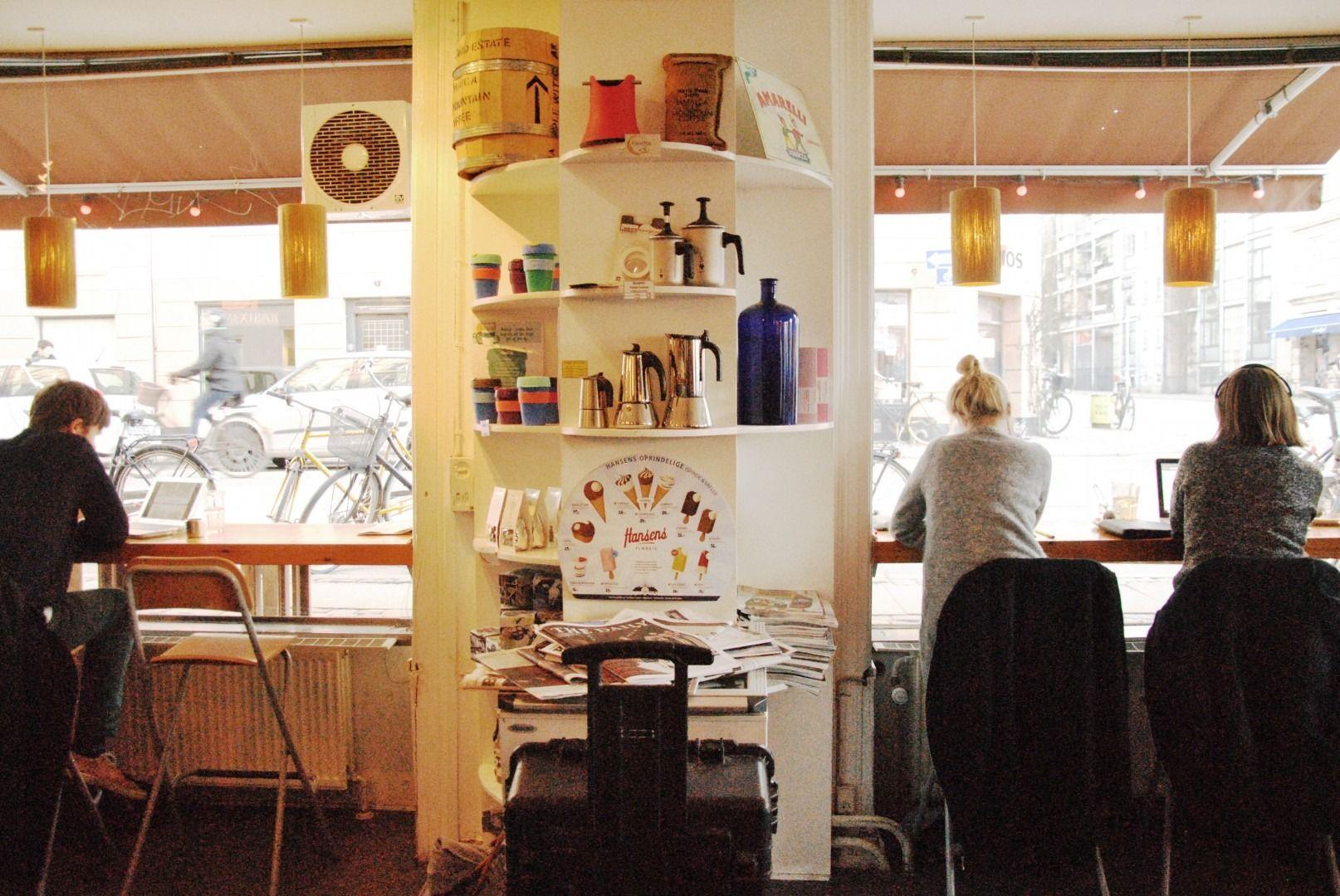 Studiecafeer - Karin Skaarup