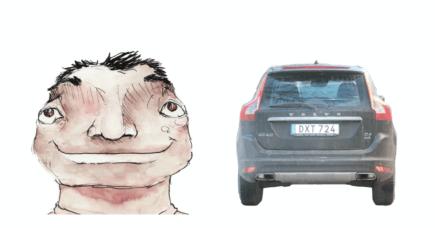 Bybilernes ansigter