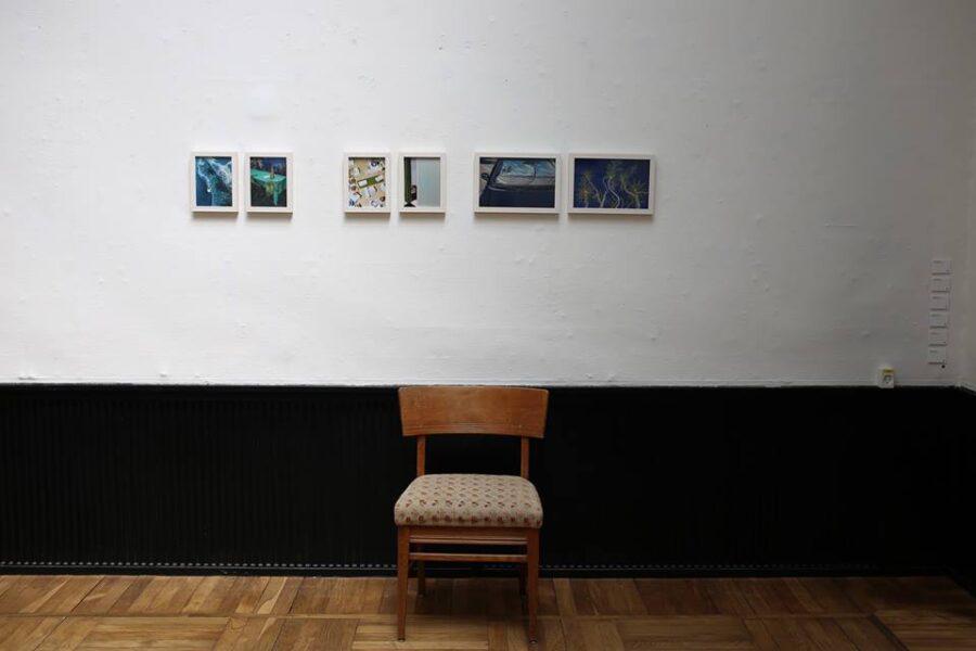 Værker fra 'Den Censurerede Udstilling 2016' i Museumsbygningen. Foto: Katrine Møbius