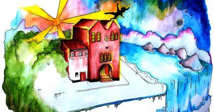 Fra kirke til folkehus: Ønskeøen findes på Vesterbro