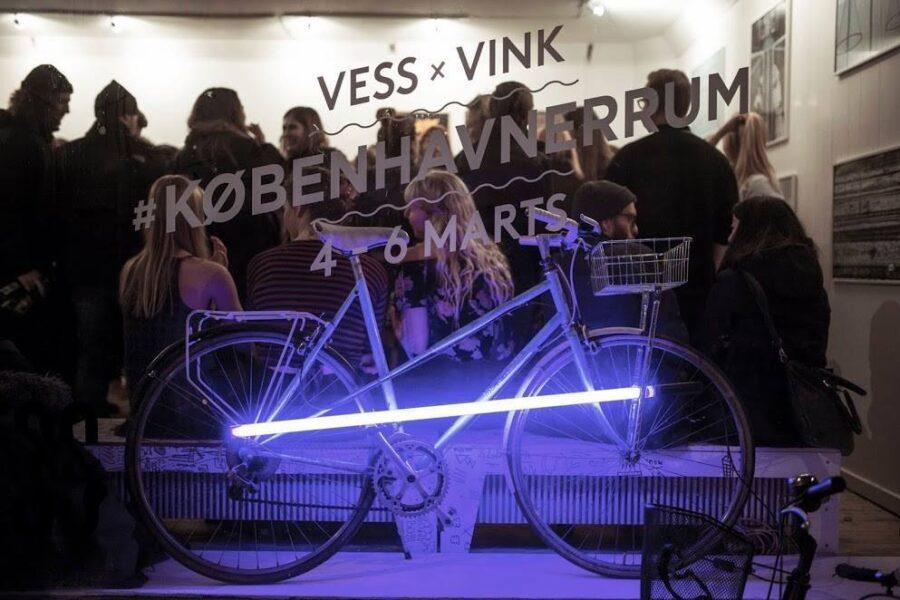 Billede fra arrangement med VESS og VINK // Foto: Kim Granli