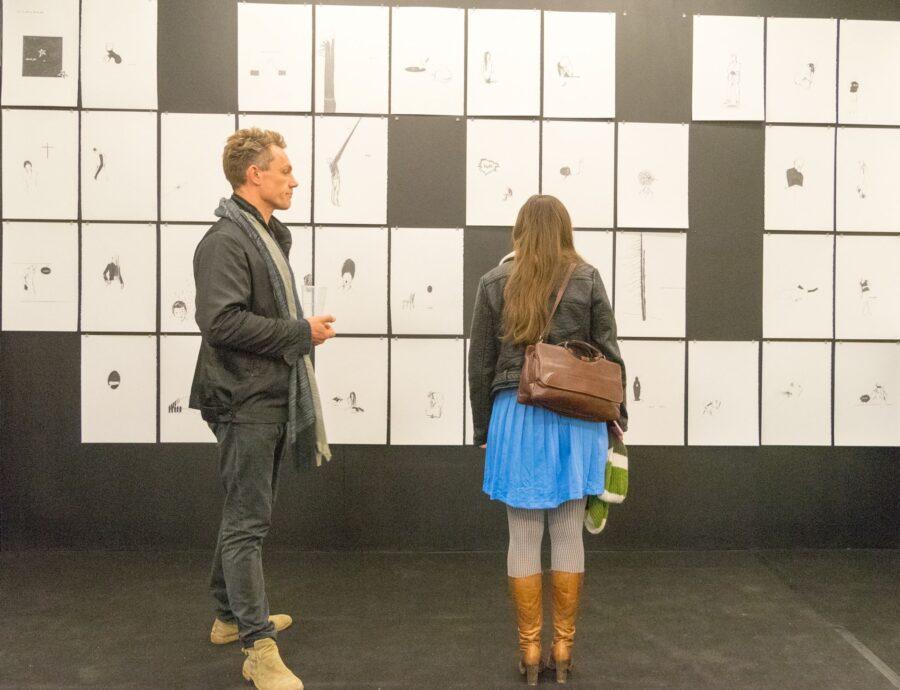 Galleri Bo Bjerggaard // Foto: Kim Jasper