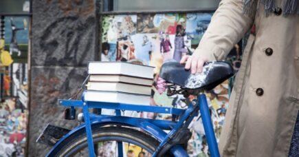 Tag dine bøger med ud i København