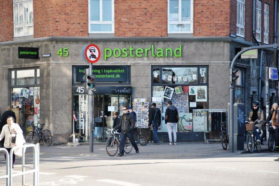 ukendte steder i københavn