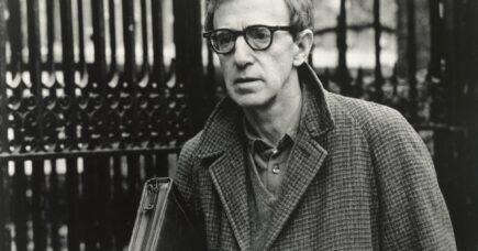 Woody Allen og kvinderne