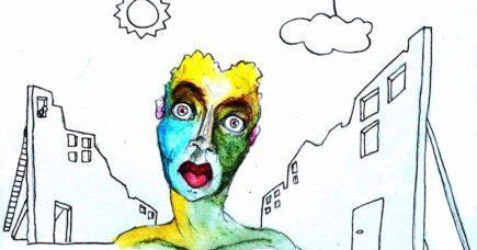 Vi er kamæleoner – en metaforestilling om hverdagsteater