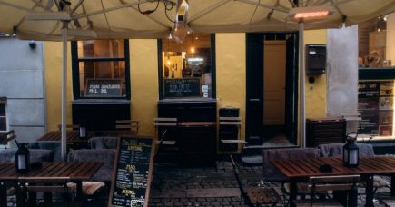 Den Lille Gule Kaffebar