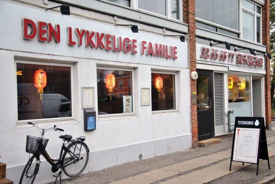 Den lykkelige familie på Amager//Karin Skaarup