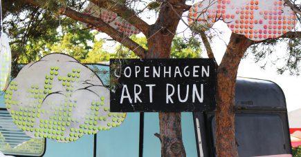 CPH Art Run: Kunstoplevelser på Vestegnen