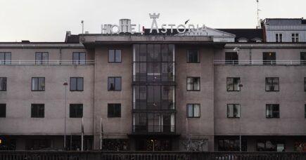Det glemte hotel – Astoria