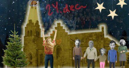 Byliv taler om julen: Årets gæst i kirken