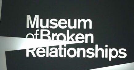 Årets sidste kunstoplevelse: Museum of Broken Relationships