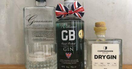 Podcast: Gin, gin og atter gin