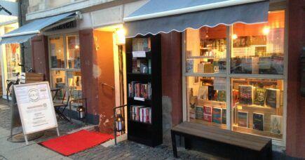 Byens bedste boghandlere: Ræven og Pindsvinet