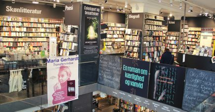 Byens bedste boghandlere: Politikens Boghal