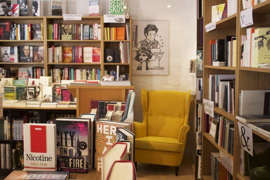 Byens bedste boghandlere