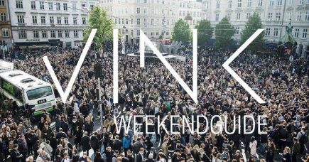 WEEKENDGUIDEN – WE <3 DISTORTION
