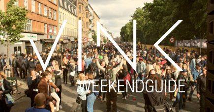 WEEKENDGUIDEN – Latinorytmer, gadefest og rosé på is