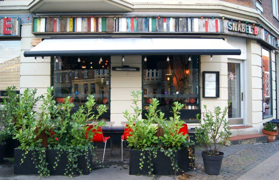 Cafe Snabel B
