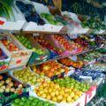 Fortovet med frugt og grønt hos Adnan & Eyad