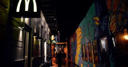 Natten på Maccen