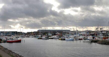 Tippen ved Nordhavn