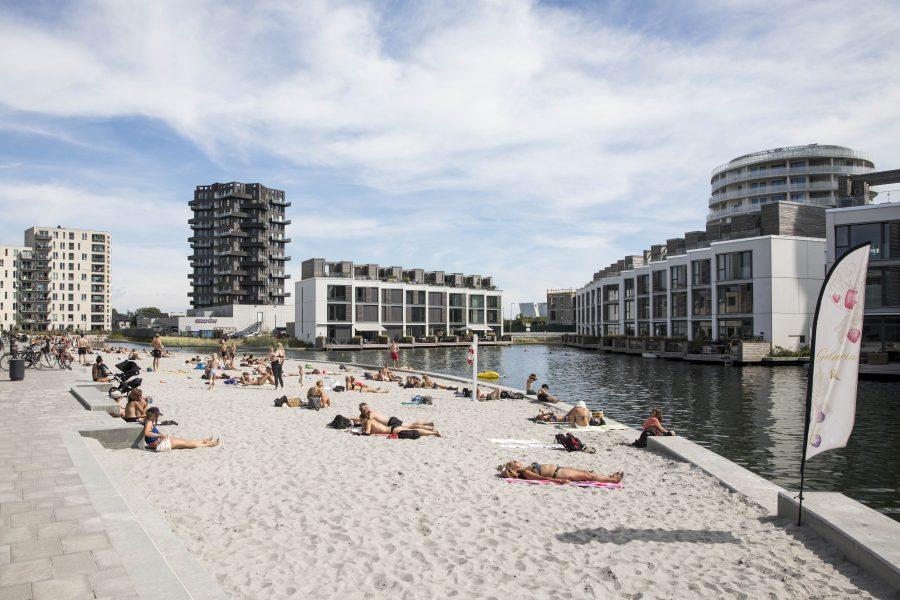 Badesteder i København