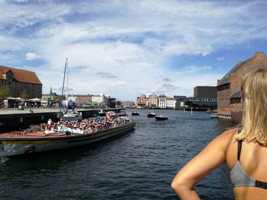 Hyldest til inderhavnsbroen VINK København