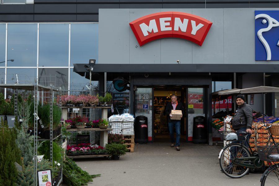 MENY på Vermlandsgade