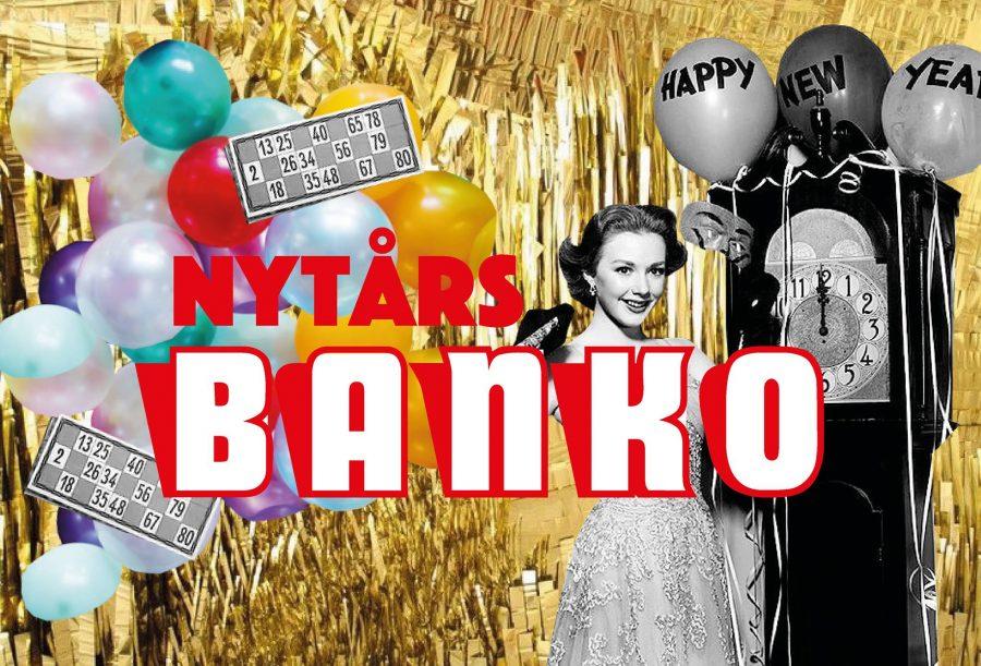 Nytårsbanko i Absalon