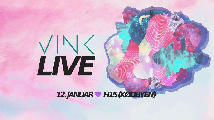 lørdag 12. januar 2019, vinkkbh, vink, fest, h15, kødbyen,