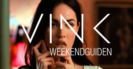 Weekendguide: En popkulturel weekend