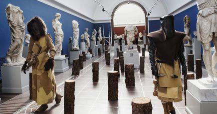 Gilgamesh – når verdenshistoriens ældste epos bliver til teater.