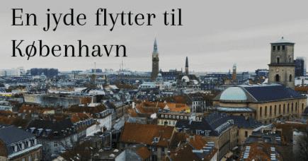 BAGSIDEN AF MEDALJEN: En jyde flytter til København