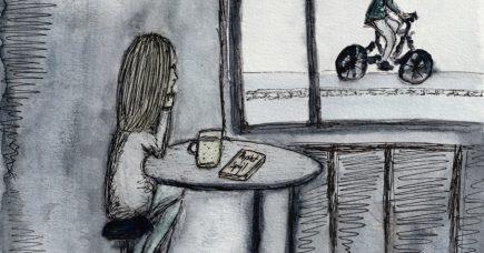 Litterære crushes: Københavnskhed a la Thomsen