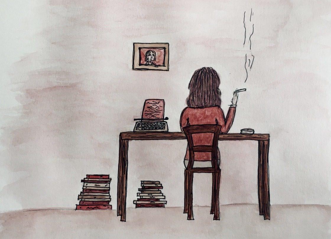 //Illustration: Idaemilia Nørgaard