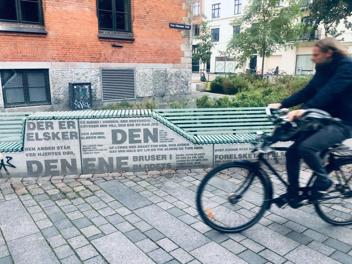 Tove Ditlevsens Plads
