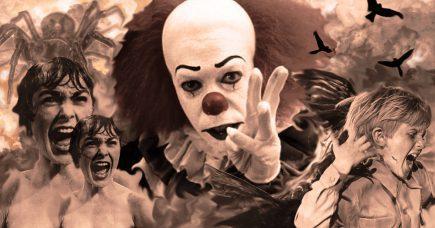 HALLOWEEN-EDITION: Fire fobier og fire fede film