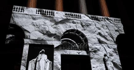 Velklædt Wunderkammer – Lysende forvandling af Vor Frue Kirke