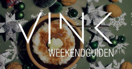 Weekendguide: i denne søde juletid