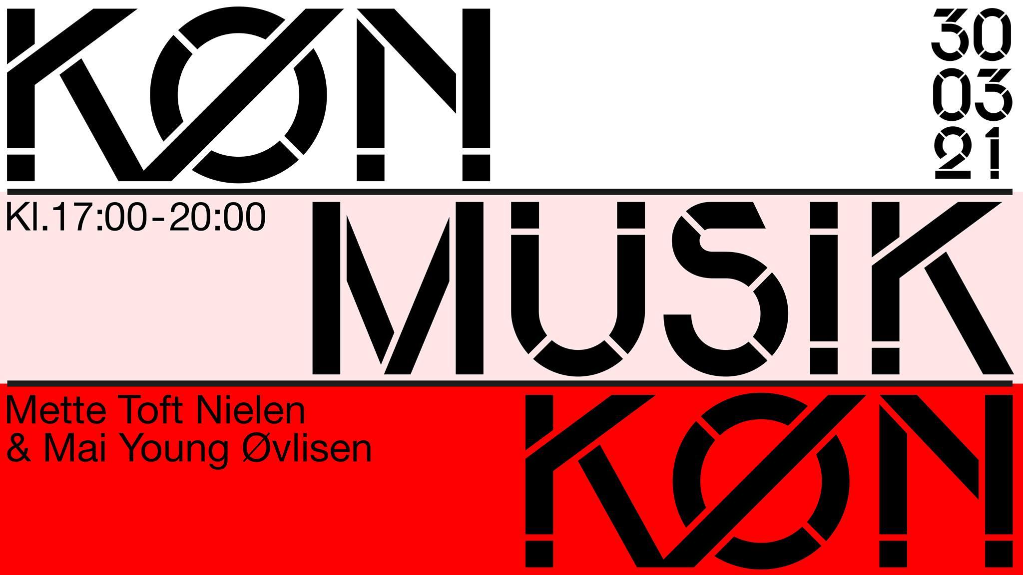 KØN MUSIK #3