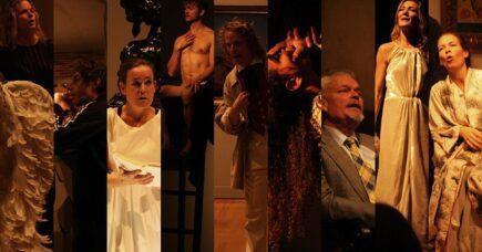 En levende fortælling om kunst i tre former. SMK 9x9x9