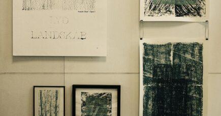 ARTWORK#1: Sarah Gad Wøldikes Lydlandskaber