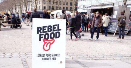 Rebel Food marked
